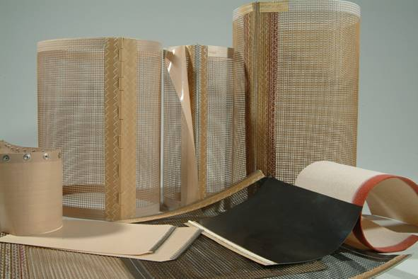 selection of Fiberflon products